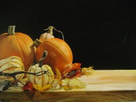 Fall Still Life by trinafool
