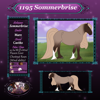 1195 Sommerbrise by ANIMALGIRL1869