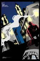 Dare Devil: Final Piece by TheInkPages
