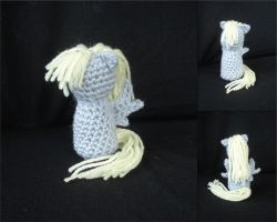 My Little Pony FiM Derpy Amigurumi by RebelATS