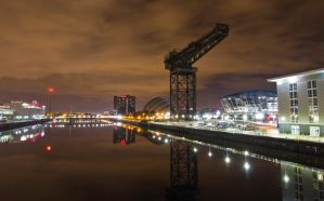 The Finnieston Crane by BusterBrownBB