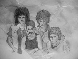 Queen - The Works by tomchristie22