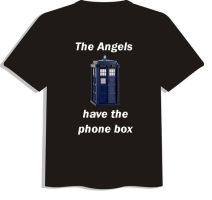 The Angels have the phone box by ItsLol