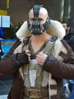 Bane (Dark Knight Rises) Cos-Mo 2015 by Groucho91