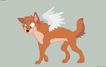 Charlie Barkin - Wolf Style by Charleston-and-Itchy