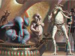 The Max Rebo Band 3-D conversion by MVRamsey