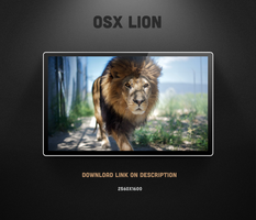 Mac OSX Lion Wallpaper Replacement by theminimalisto