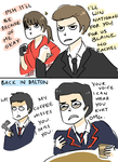 KLAINE: NATIONALS by Randomsplashes