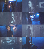 american horror story - blue by Linds37