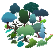 Forest of Procrastination by sunflic