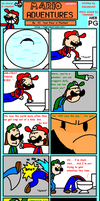 Mario Adventures No. 01 by Mariobro64
