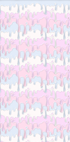 Pastel Paint Custom BG by KrowsyKunst