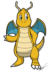 Dragonite, When You See The Switch's Battery Life. by GSVProductions