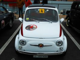 The small car who wanted to be a race car by GladiatorRomanus