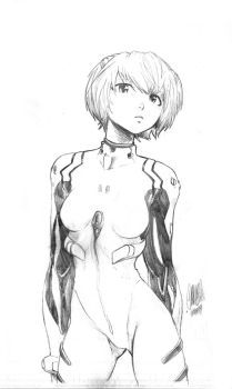 SDCC 11x17 Commish - Rei by theCHAMBA