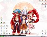 Desktop Year of the Lagann by j1n3