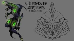 Ultimate Ripjaws by IHComicsHQ