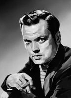 Orson Welles by sabbathsoul