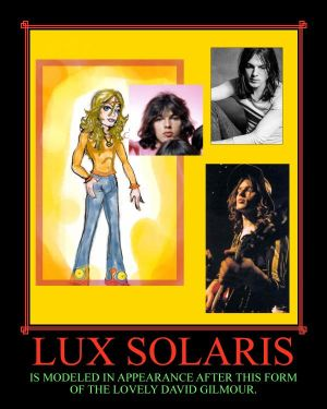 LUX SOLARIS - Revisited