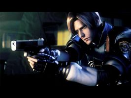 Leon Scott Kennedy by nemesisdarkside