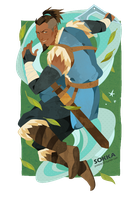 adult SOKKA by freestarisis