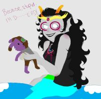Dead Fef - Panel Re-draw by madcat2316