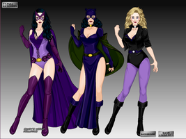 Birds of Prey by whitewolfdreamer27