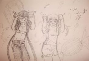 Caramell dance by clau-wolfy