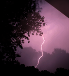 Storm from Sunday Night by gregchapin
