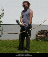 Archer's Longbow 2 by syccas-stock