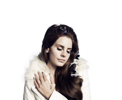 PNG - Lana Del Rey by Andie-Mikaelson