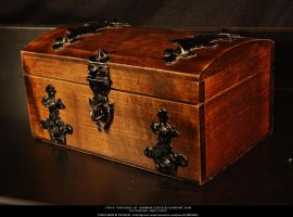 Casket II by Grinmir-stock