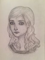 Young Violet by lulu373