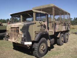 ACCO Mk.5 Troop Transport on display by RedtailFox