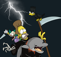 The Treehouse of Horror by Winter-Freak