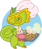 Kecleon Bakery by canczar