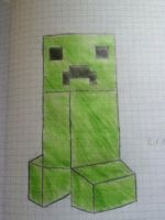 Creeper #2 by animation0124