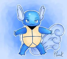 Re:Wartortle by Cellophane-Lithium