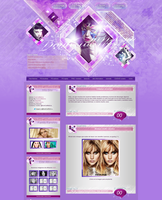 Wordpress Theme DCME by DontCallMeEve