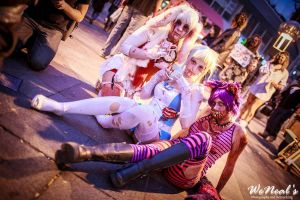 Alice in Zombieland by SilverShadeCosplay