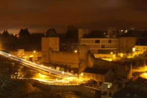 Luxembourg by Night by 13love88