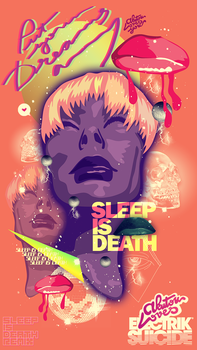 SLEEP IS DEATH REMIX by Akutou-san