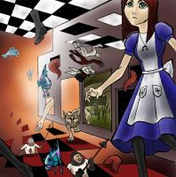 Alice tribute by bluestraggler