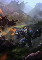 Terran infection by Magnusss