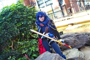 Katsucon 2015 - Fiery Family(PS) 09 by VideoGameStupid