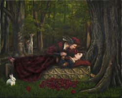 fairytale Romance by Garylovelace