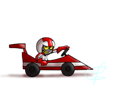 Turbo Racer by Weevmo