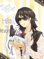 6.19 Happy Birthday Revo Heika by Doumu