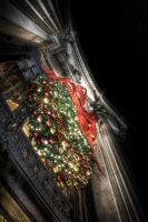 Christmas Wreath photo by spudart