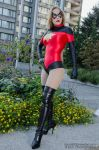 Ms. Marvel (A) - Precious Cosplay by DISC-Photography